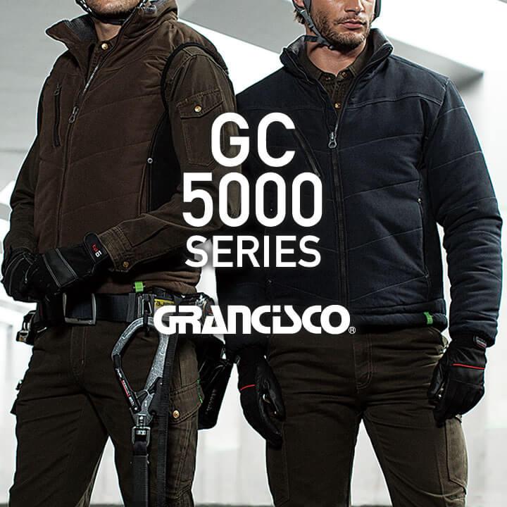 タカヤ商事・グランシスコ・GC5100 防寒シリーズ