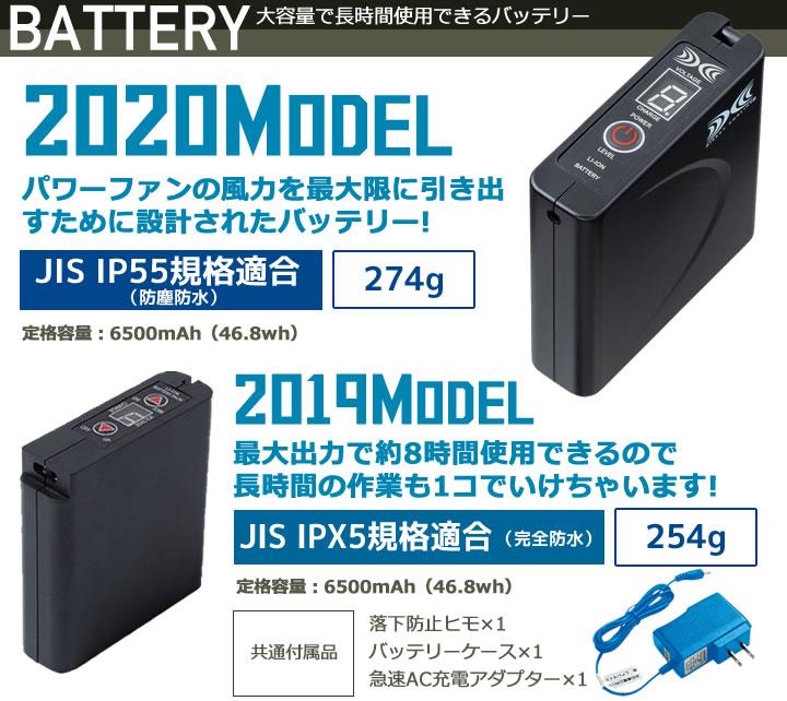 株式会社空調服バッテリーセットについて。