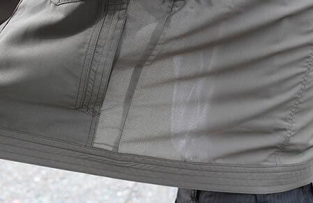 タカヤ商事の涼しい作業服『GC-2700』は質感、カラーも素敵です