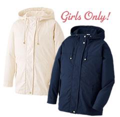 自重堂の女子の空調服