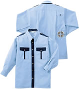 警備シャツ